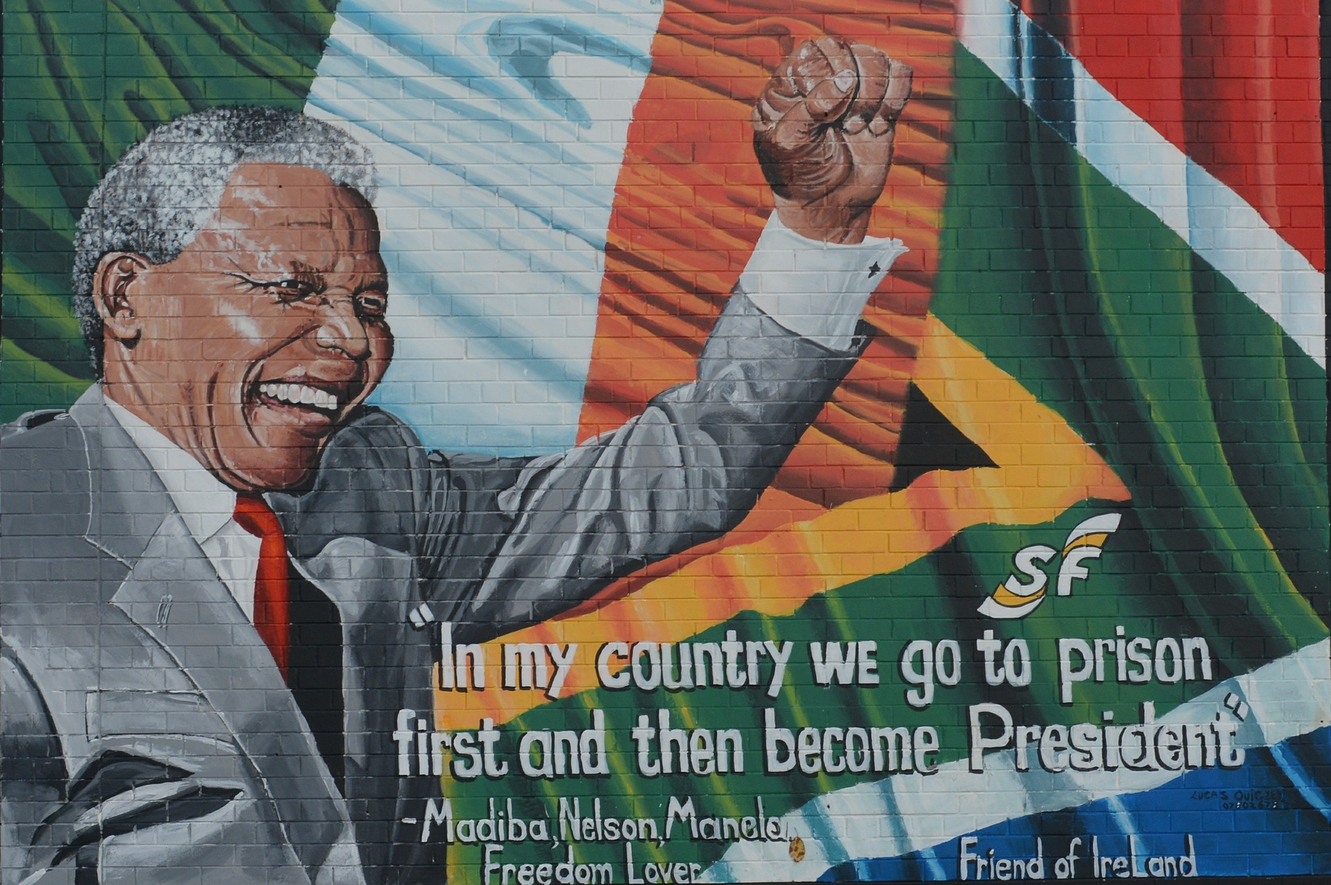 Nelson Mandela: Otec jihoafrické svobody