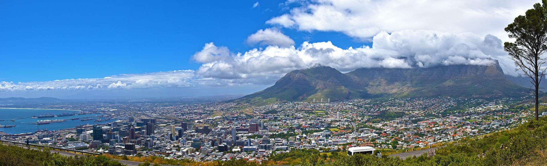 Krásy černého kontinentu – země jižní Afriky