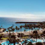 pláž Anfi Gran Canaria
