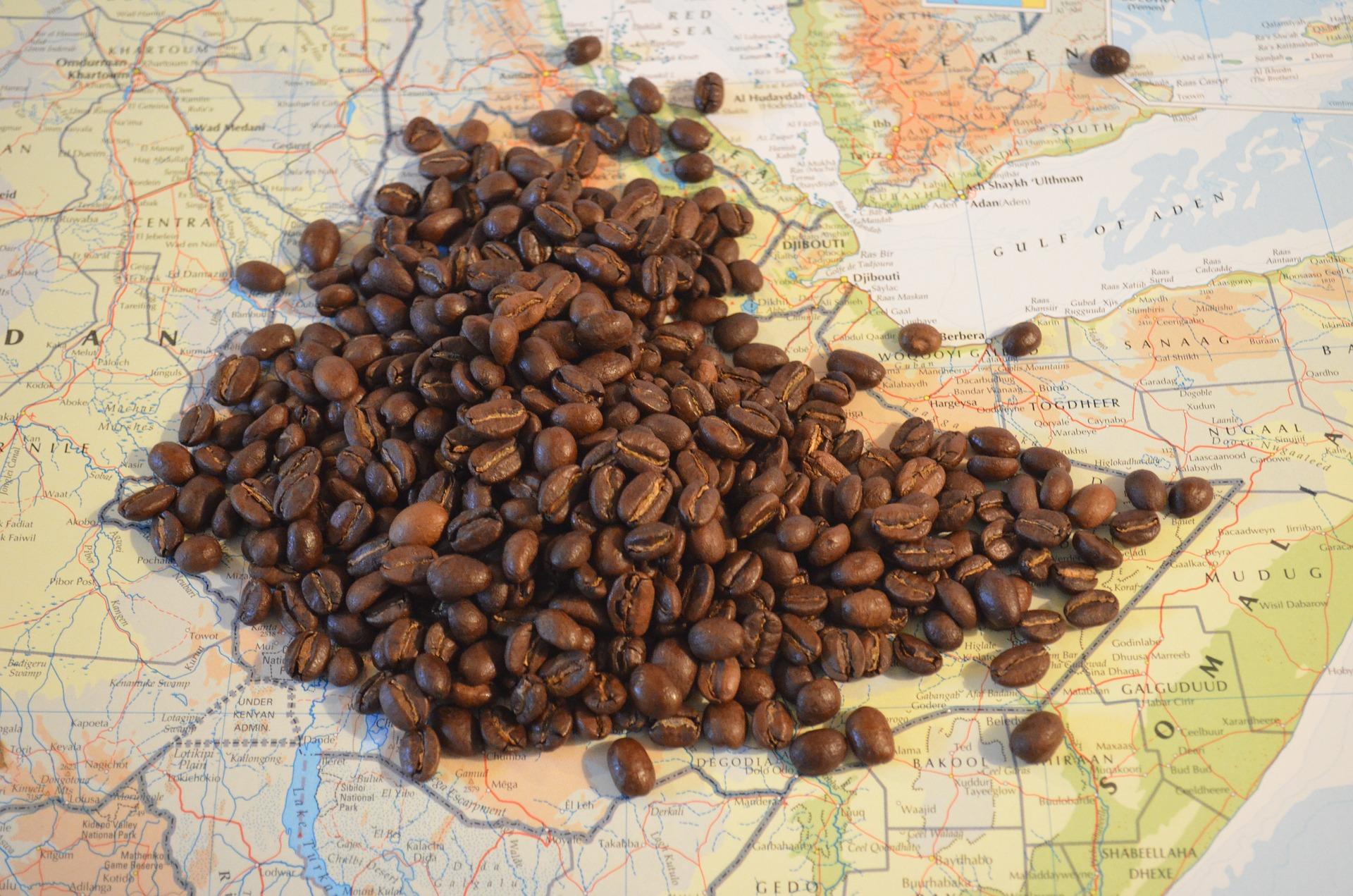 Za vůní kávy a čaje