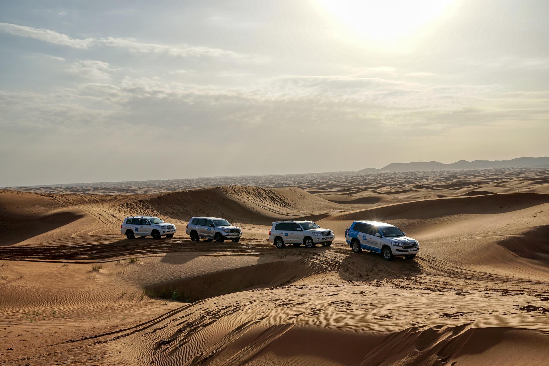 Wahibská poušť
